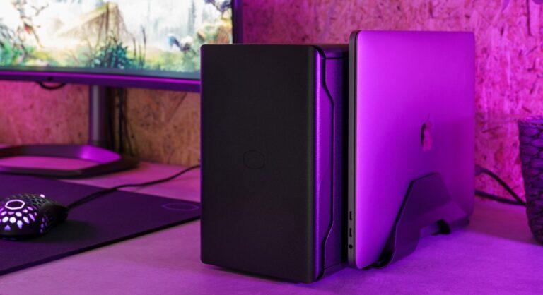 Obudowa MasterCase EG200 z laptopem
