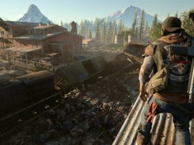 Screen z gry Days Gone