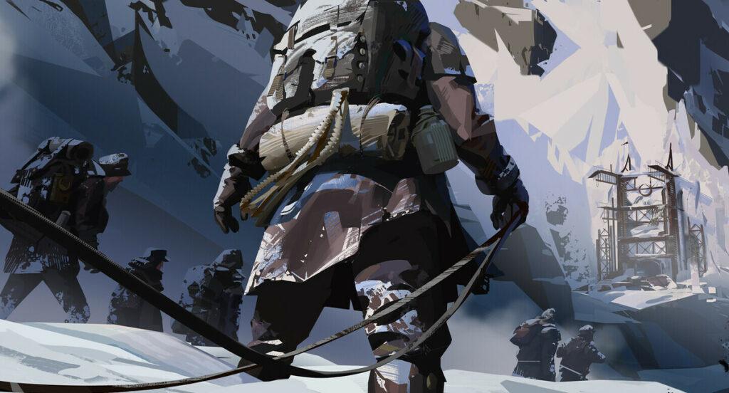 Klatka z cinematic trailera DLC On the Edge.