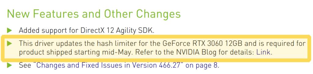 NVIDIA nie daje za wygraną. Górnicy nie zarobią na RTX 3060