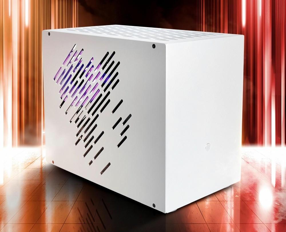 Obudowa komputera z AMD 4700S