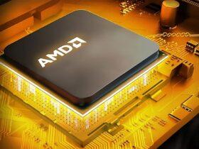 Grafika promocyjna procesorów AMD