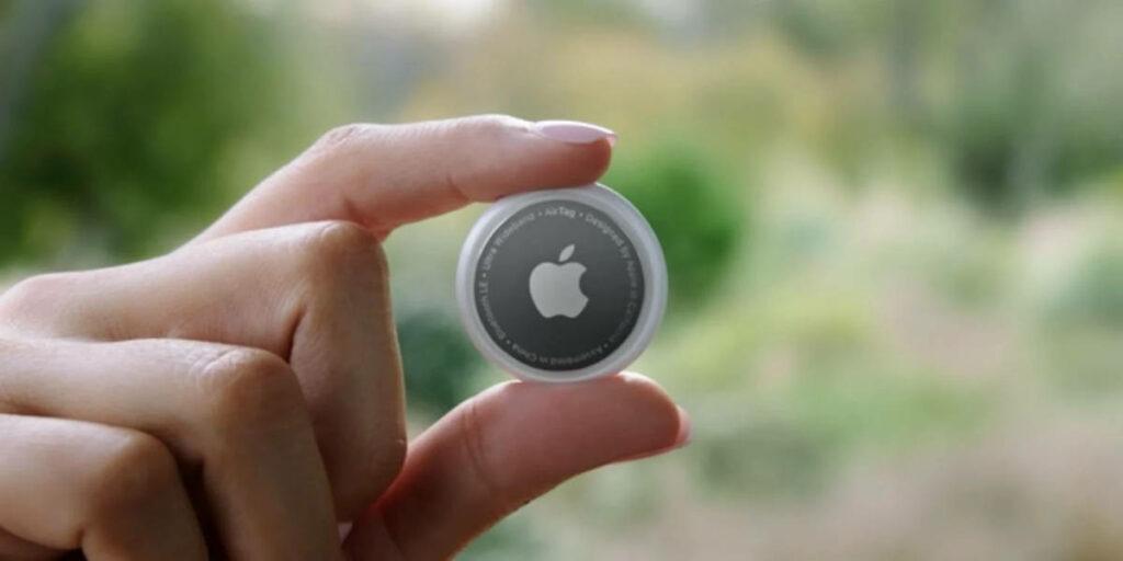 Apple AirTag - materiały promocyjne