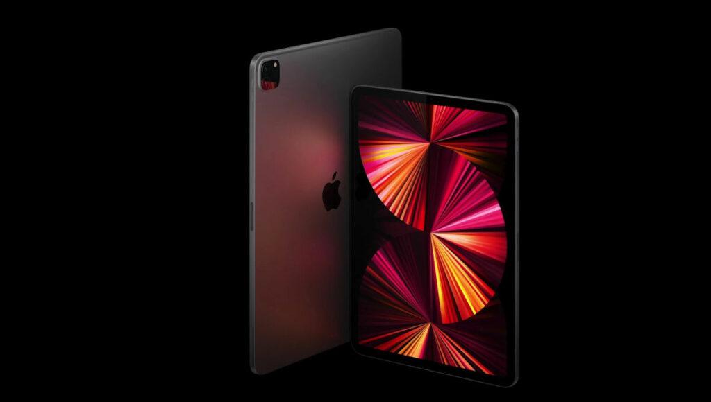iPad Pro 2021 - materiały promocyjne