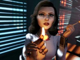 Elizabeth w BioShock Infinite: Burial at Sea Episode 1
