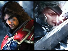 Postacie z gier Castlevania i Metal Gear Rising