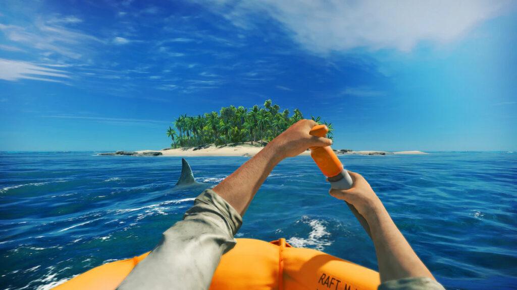 Grafika promocyjna gry Stranded Deep