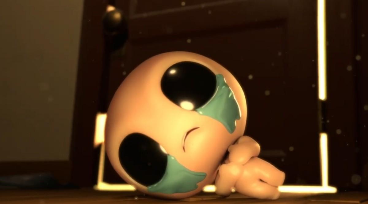 Kadr ze zwiastuna gry The Binding of Isaac: Repentance