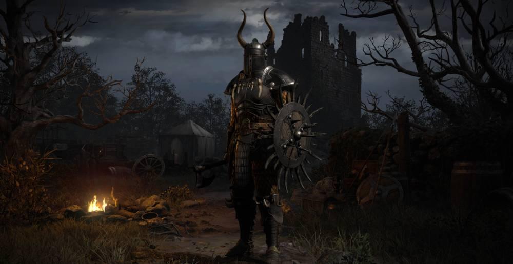 Postać z Diablo 2 Resurrected