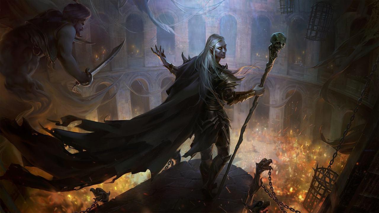 Postać z Baldur's Gate Enhanced Edition