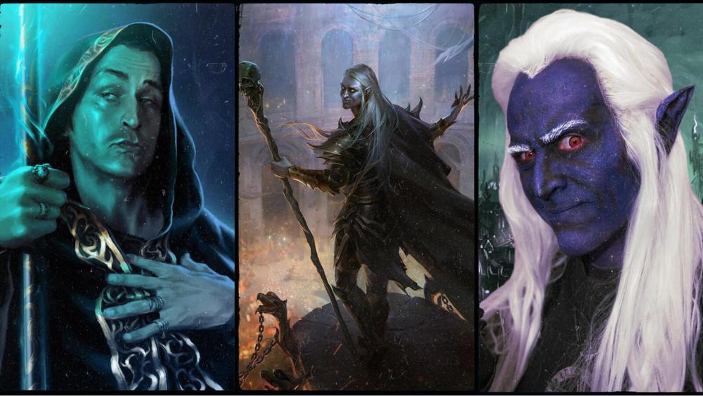 Alveus Malcanter, Baeloth Barrityl i Mark Meer jako Baeloth