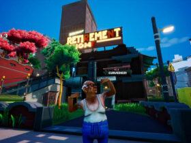 Zrzut ekranu z gry Just Die Already
