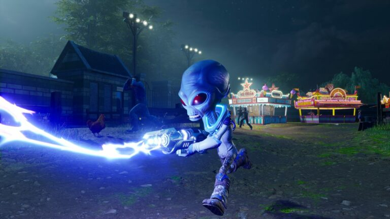 Fable III i Destroy All Humans – nowe tytuły w usłudze Xbox Game Pass