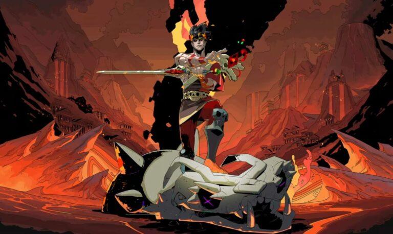 Główny bohater gry Hades