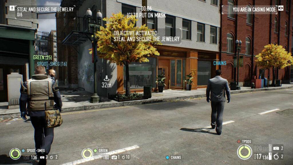 Wszystko co wiemy o PayDay 3 - Screenshot z gry PayDay 2