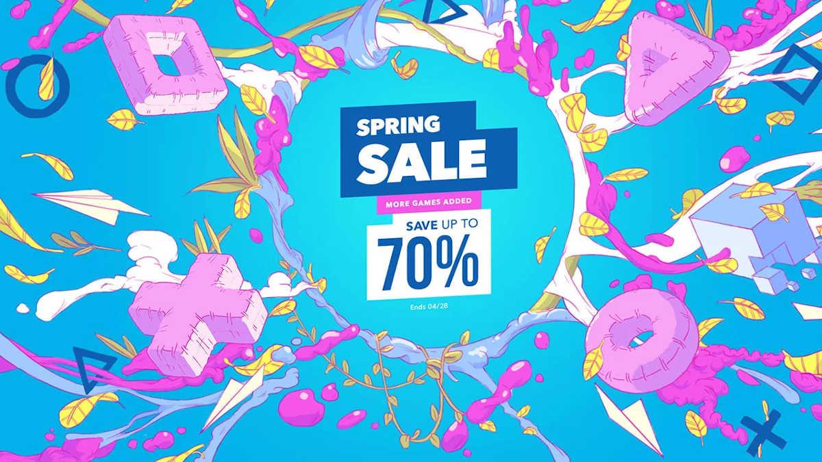 Grafika promocyjna Spring Sale
