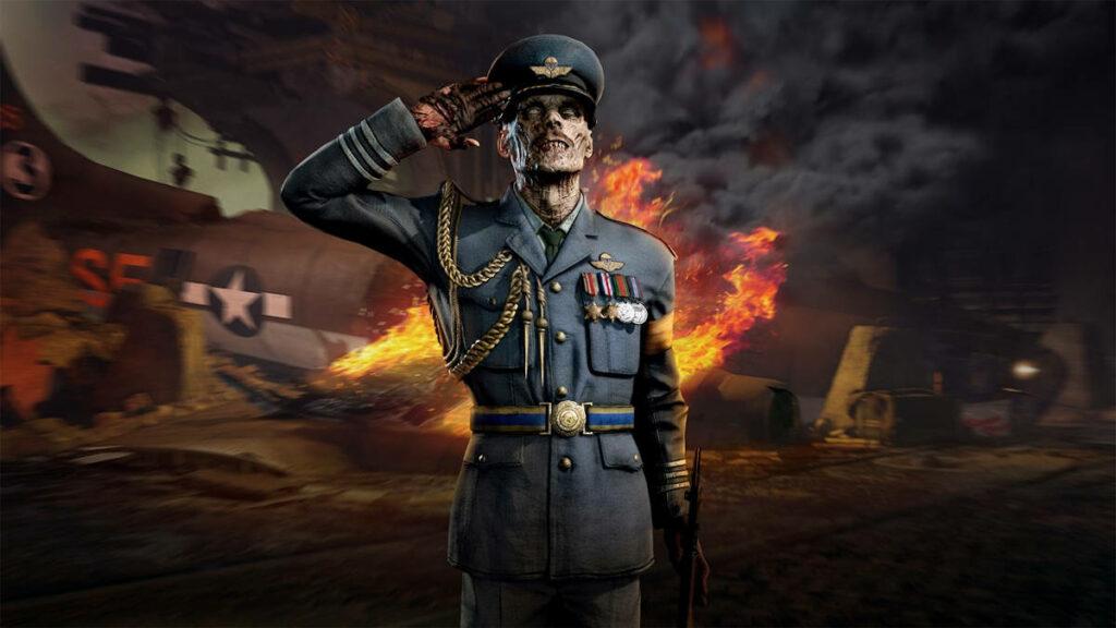 Artwork z gry Zombie Army 4