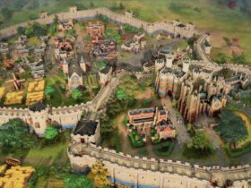 Screen z gry Age of Empires 4