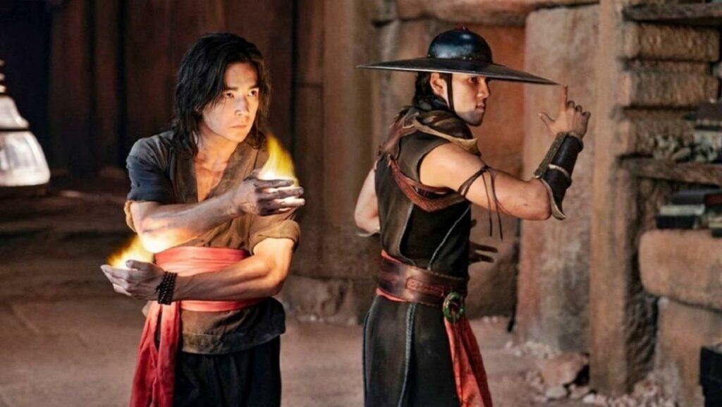 Liu Kang i Kung Lao
