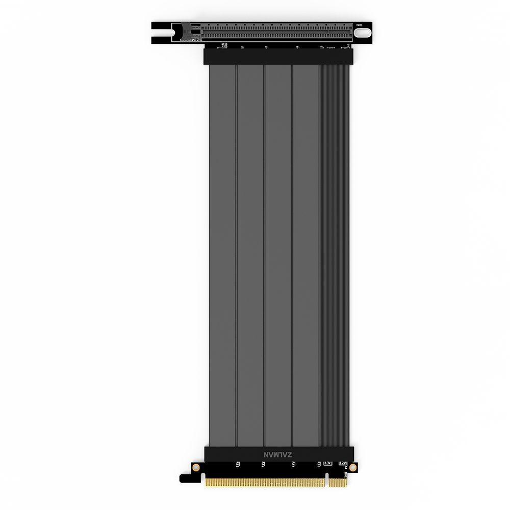 Zalman wprowadza riser PCIe 4.0 do pionowego montażu kart graficznych