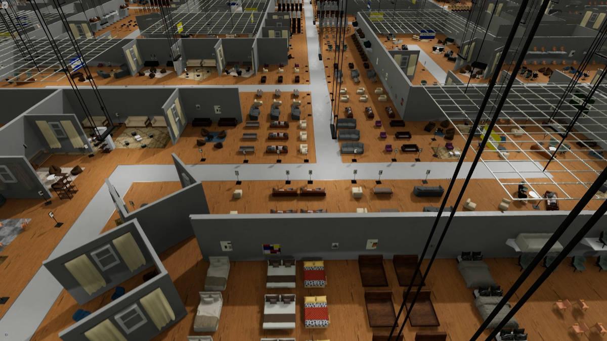 Zrzut ekranu z gry The Store is Closed