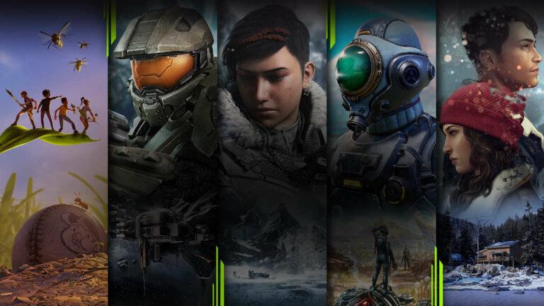 Grafika promocyjna Xbox Game Pass
