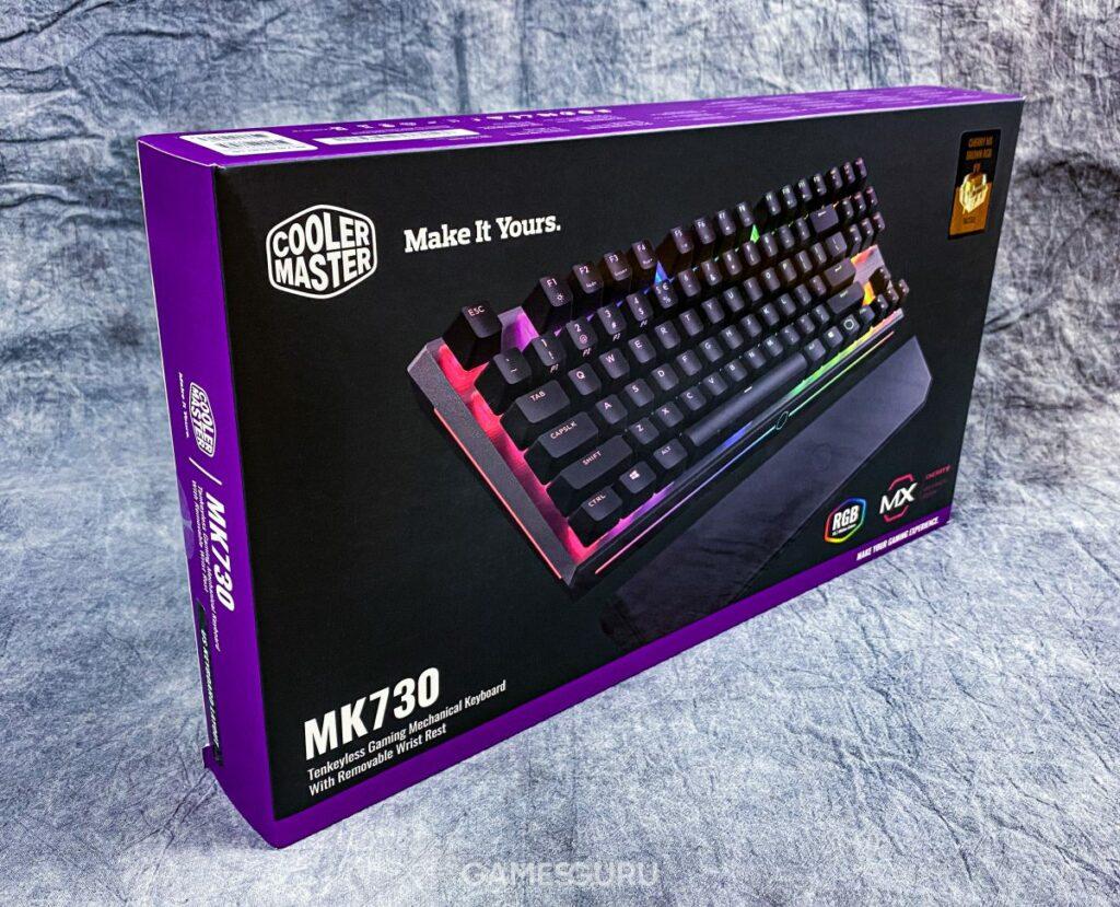 Opakowanie MK730