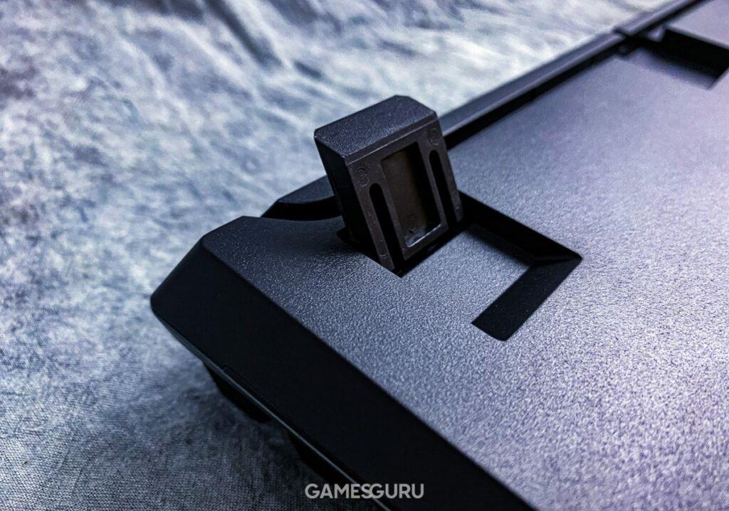 Zdjęcie podpórki klawiatury