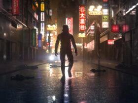 Screen z gry Ghostwire: Tokyo