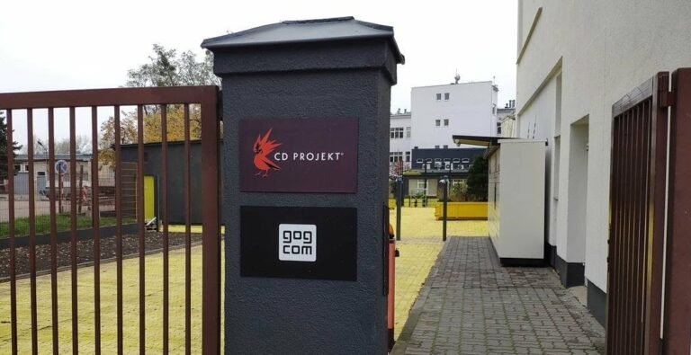 Siedziba CD Projekt Red