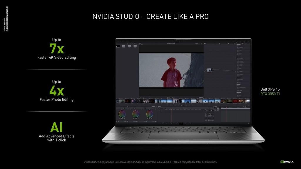 Wydajność nowych GPUS w edycji video oraz zdjęć
