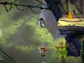 Rozgrywka w Nubarron: The adventure of an unlucky gnome