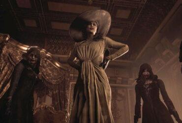 Antagonistki z gry Resident Evil Village