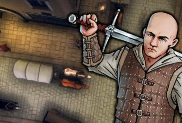 Bohater z gry Rustler