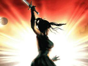 Grafika z okładki gry Baldur's Gate: Dark Alliance