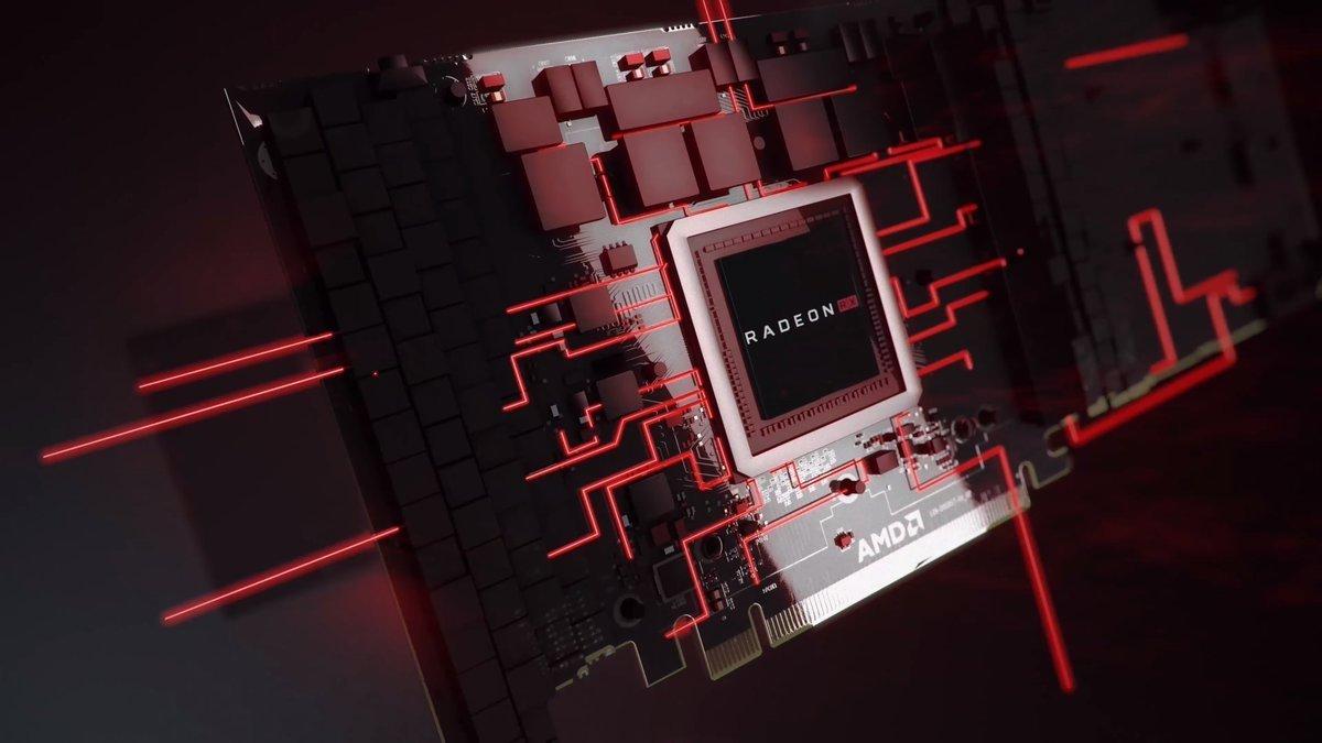 Karta graficzna AMD