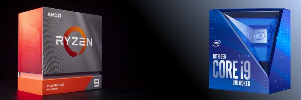 Jednostki AMD oraz Intela