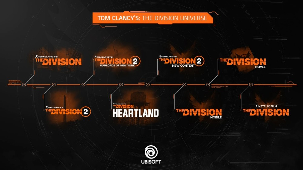 Roadmapa Ubisoftu dotyczące serii The Division.