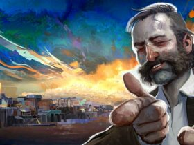 Screen z gry Disco Elysium - The Final Cut