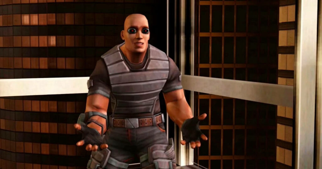 Sierżant Cortez z serii TimeSplitters
