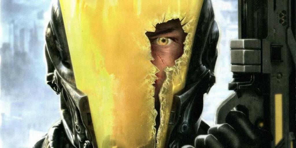 Artwork promocyjny gry Haze