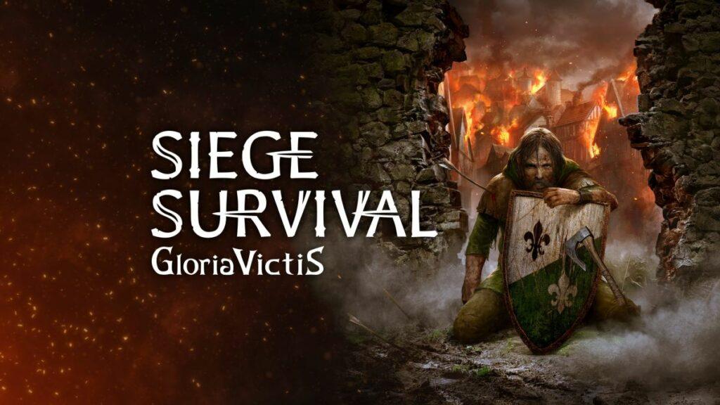 Grafika promocyjna z gry Siege Survival