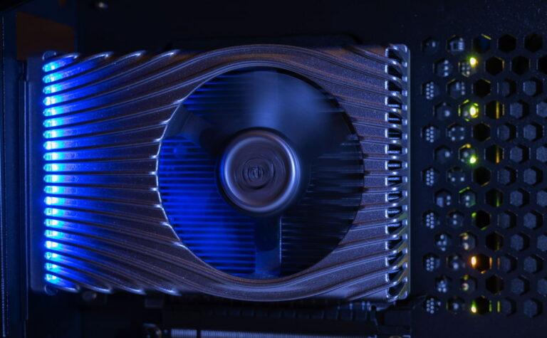 Karta graficzna Intela