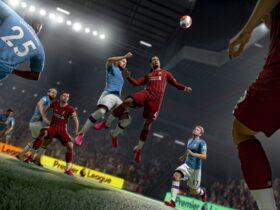 Grafika z gry FIFA 21