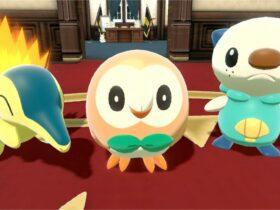 Pokemony startowe jakie możemy wybrać w nadchodzących tytułach z serii Pokemon.