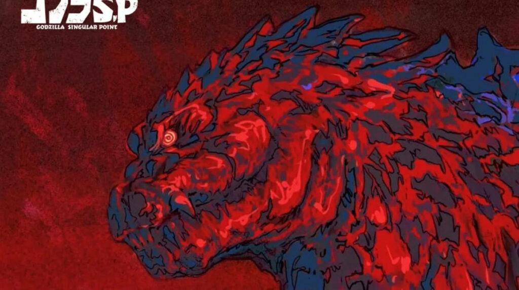 Materiał promocyjny serialu Godzilla Singular Point