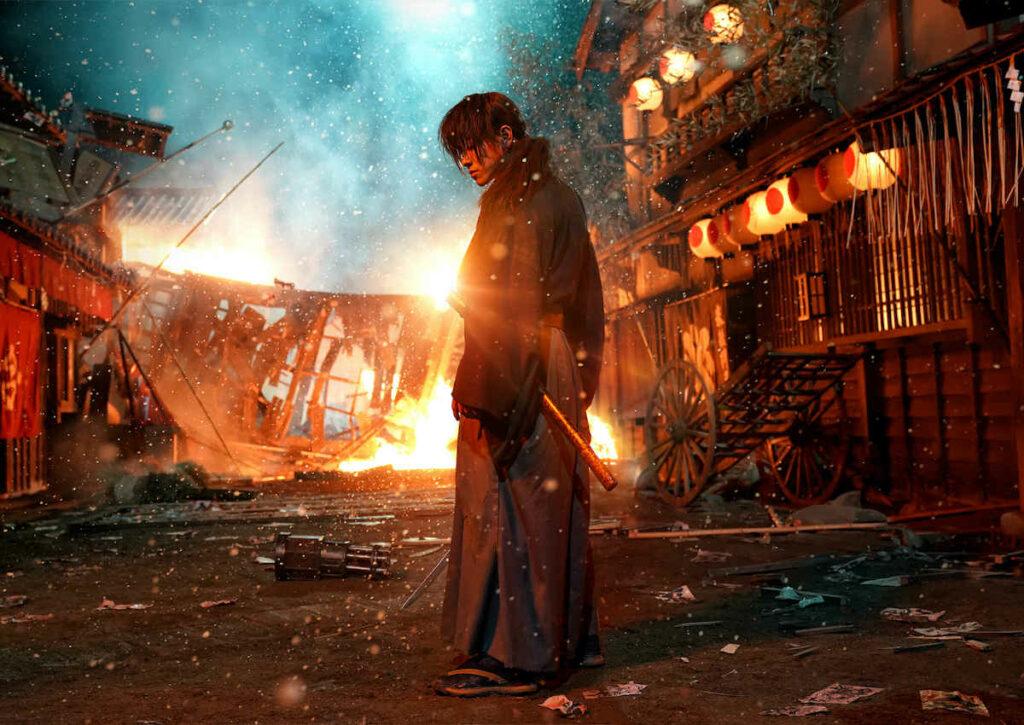 Materiał promocyjny filmu Rurouni Kenshin: The Final