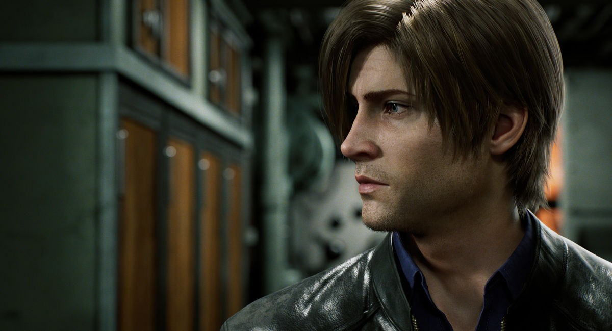 Leon Kennedy w Resident Evil: Wieczny mrok