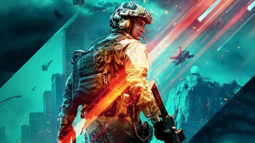 Battlefield 2042 - żołnierz z gry