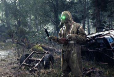 Bohater z gry Chernobylite